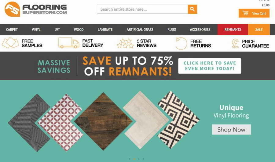 Flooring Superstore Discount Code