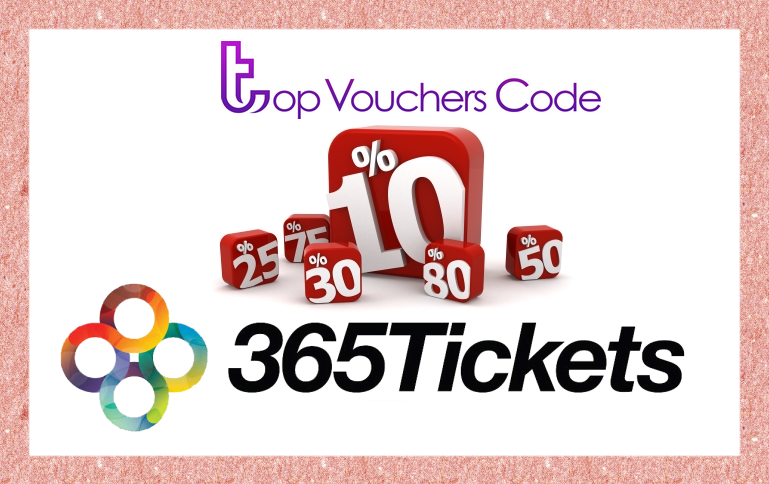 365 Tickets Voucher Codes